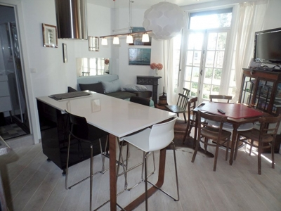 A VENDRE ST CAST APPARTEMENT FACE PLAGE DE PEN-GUEN